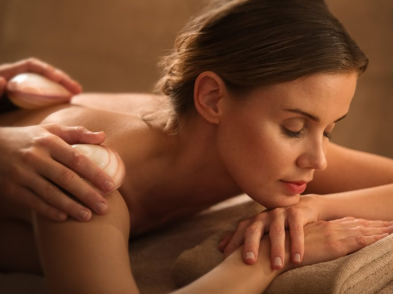 LavaShell Body Treatment