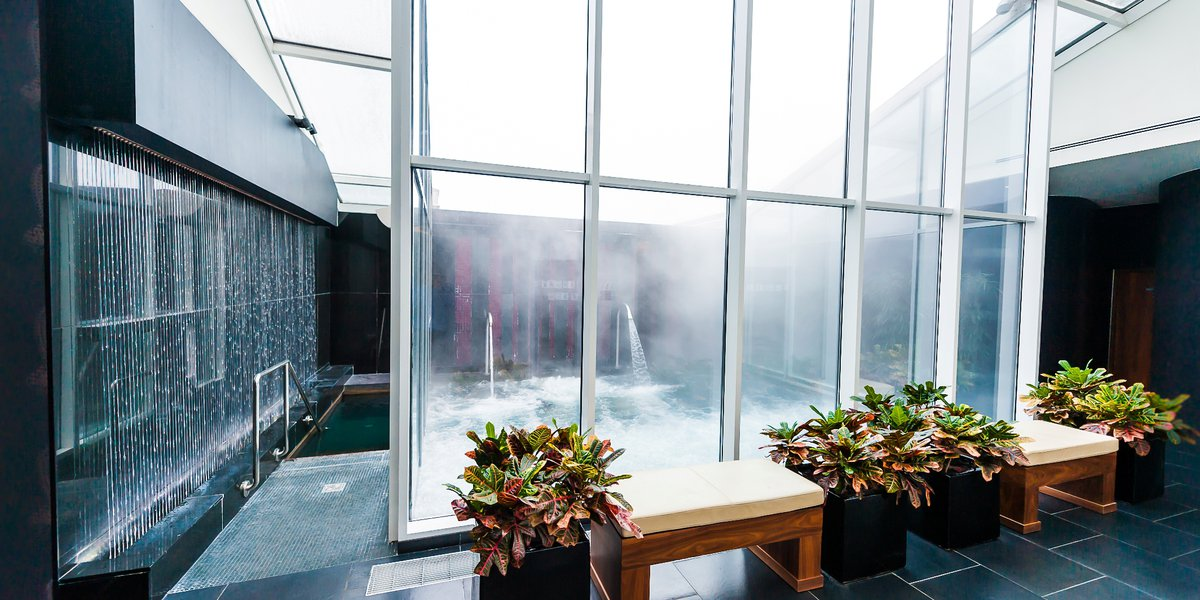 Vitality pool Thermal Suite