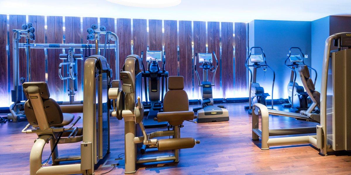 Fitness studio 5